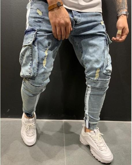 Cargo Destroyer Jeans Urban