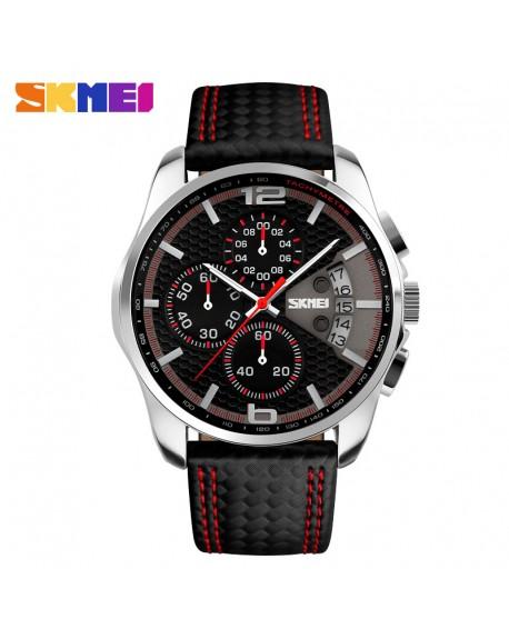 SKMEI 9106 Rojo Reloj Exclusivo