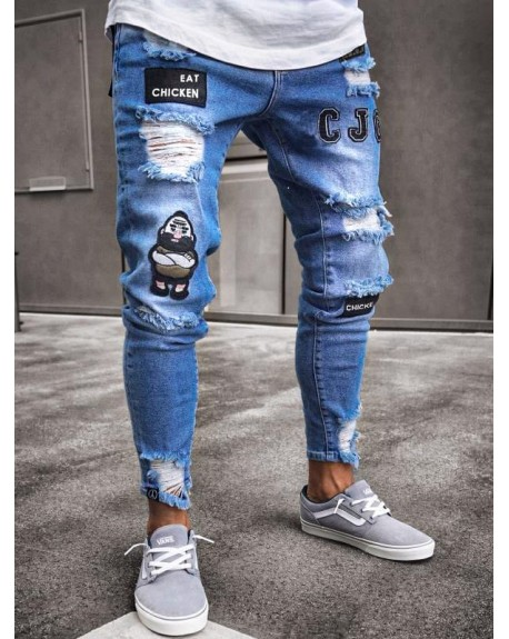 Jeans  Parche Chicken 207